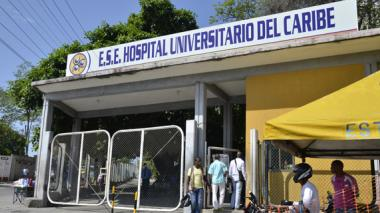 Se repite la historia del Hospital Universitario en Cartagena: salarios atrasados y crisis financiera