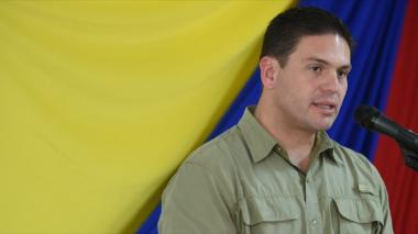 Juan Carlos Pinzón.