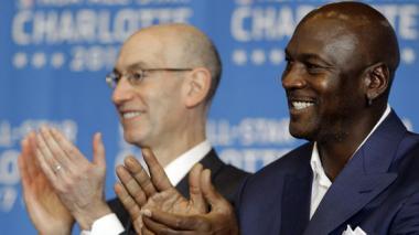 Charlotte será sede del Juego de las Estrellas de la NBA