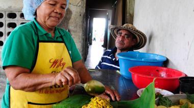 Pastel de yuca, millo y ñeque, lo nuevo de Pital