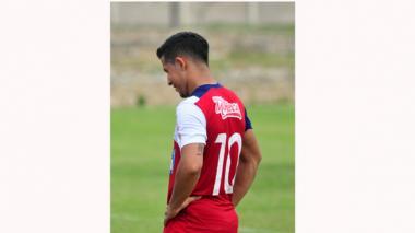 Ortega ya porta el dorsal '10' en los entrenamientos del equipo rojiblanco.