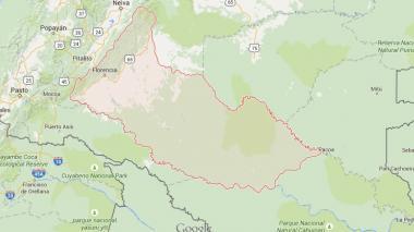 Mueren dos militares en enfrentamientos con las Farc en La Montañita, Caquetá