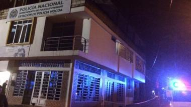 Detonan explosivo contra estación de Policía de Mocoa, en el Putumayo