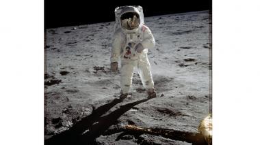 """'Apolo 11': 46 años de """"el gran salto de la humanidad"""""""