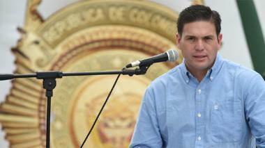 Juan Carlos Pinzón se posesiona como nuevo embajador de Colombia en EEUU