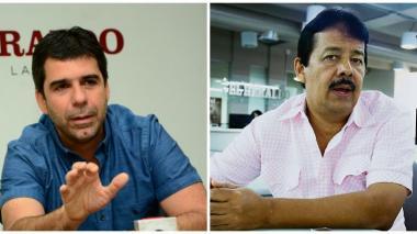 Alejandro Char Chaljub Cambio Radical y Rafael Sánchez Anillo Independiente