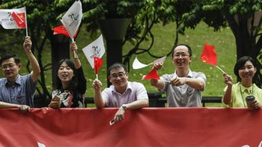 Pekín también recibirá las Olimpiadas de Verano. (EFE).