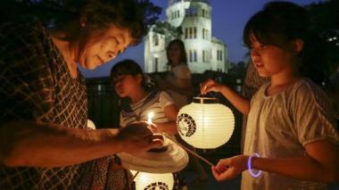 Japón afronta el aniversario de Hiroshima con desencanto hacia el Gobierno