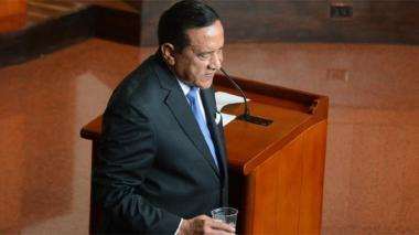 Maza Márquez pide desistir del testimonio de alias Popeye