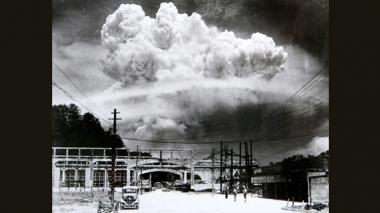 70 años de la bomba atómica: navegue por la Hiroshima de ayer y la de hoy
