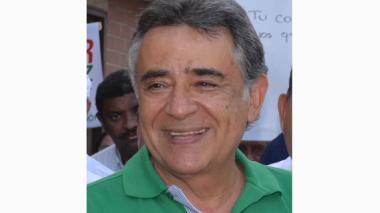 Édgar Martínez, candidato a la Gobernación de Sucre.