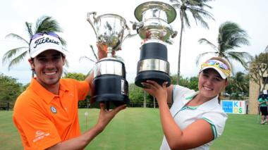 Laura Sojo gana y sigue la tradición familiar