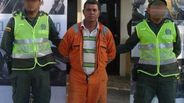 Capturan en La Guajira a hombre que quemó con ácido a su mujer en Barranquilla