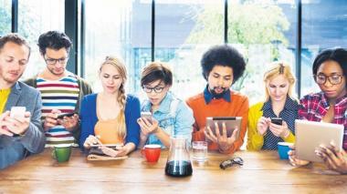 Banca móvil y aplicaciones digitales