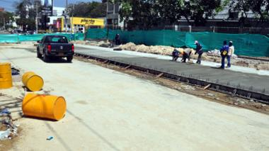 Este jueves se abre la calzada sur de la carrera 51B entre calles 85 y 84