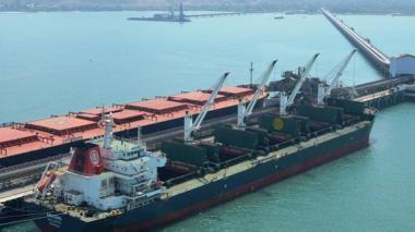 Puertos de Barranquilla se alistan para exportar carbón