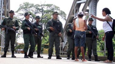 Venezuela amplía el estado de excepción a otros cuatro municipios fronterizos