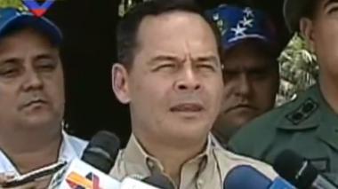 """Gobernador del Táchira asegura que murieron dos """"paramilitares"""" en enfrentamientos con GNB"""