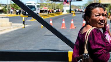 Habilitarán carpa para que indígenas wayuu muestren documentos y puedan cruzar la frontera