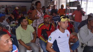 Comerciantes de Paraguachón claman ayuda
