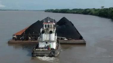 Carbón de Norte de Santander sale por primera vez a través de Barranquilla