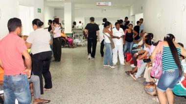 Normalizan el servicio de aire acondicionado en el Hospital Universitario en Cartagena