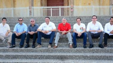 Candidatos a la Alcaldía y Gobernación del Atlántico.