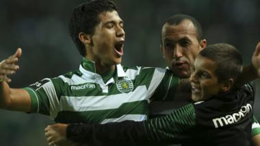 Fredy Montero le da triunfo al Sporting de Lisboa