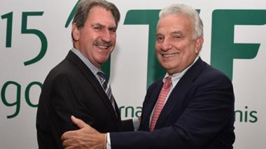 Haggerty, nuevo presidente de la ITF