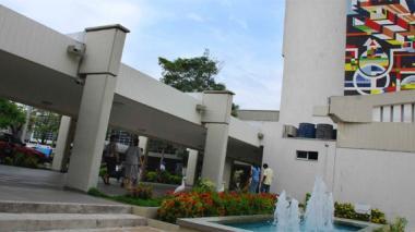 Hospital ESE Cari, de Barranquilla.