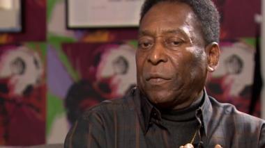 """Pelé: """"Los futbolistas ahora juegan para el país o el club que más les pague"""""""