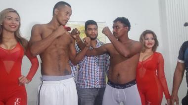 Hoy, otra noche de boxeo gratis en el Coliseo Elías Chegwin