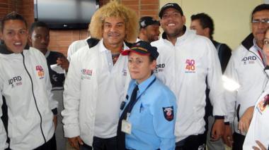 Pibe arremete contra Fredy Guarín por su capitanía