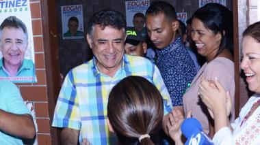 La victoria de Édgar Martínez es vista en Sucre como una derrota del excongresista Acuña.