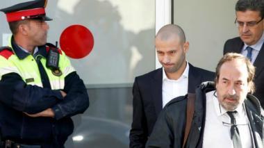 Mascherano admite ante jueza haber defraudado al fisco español por 1,5 millones de euros
