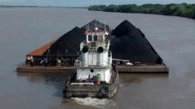 Desde Barranquilla fueron exportadas hoy 18.200 toneladas de carbón de Norte de Santander