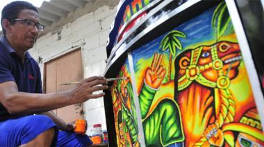 Los artistas del picó que dan las pinceladas a la furia de los vatios