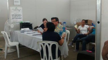 Comisión Departamental espera a Barranquilla para declarar elección