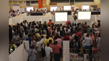 En Cartagena los escrutinios aún no han terminado