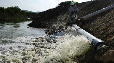 """Antes de que finalice el año, el Lago El Cisne estará """"copado"""": Ambbio"""