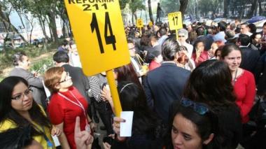 Sismo de magnitud 5,4 en la escala de Richter sacude centro y sur de México