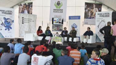 ICBF lanza campaña contra la pólvora
