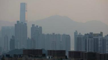 Pekín afronta el peor día de contaminación de 2015