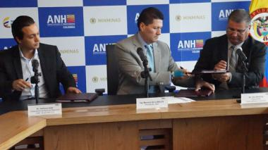 ANH firmó contrato con dos empresas por USD 85 millones para exploración de YNC