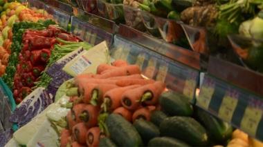 Inflación en noviembre fue de 0,60%, informó el Dane