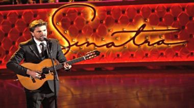 Juanes, único latino que participa en homenaje a Frank Sinatra y John Lennon
