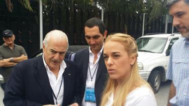 David Bargüil acompaña las elecciones en Venezuela