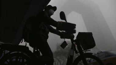Pekín emite su primera alerta roja, la máxima, por contaminación