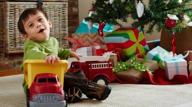 Juguetes ecológicos y otras opciones para alegrar la Navidad sin destruir el planeta