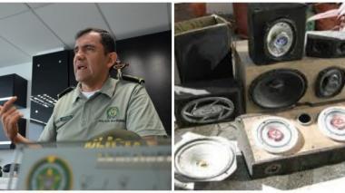 """Policía de Cartagena ha recibido 14 mil llamadas en las que piden """"aquietar a vecinos bulleros con picós"""""""